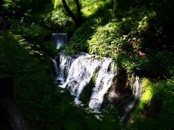 白糸の滝20160810-4