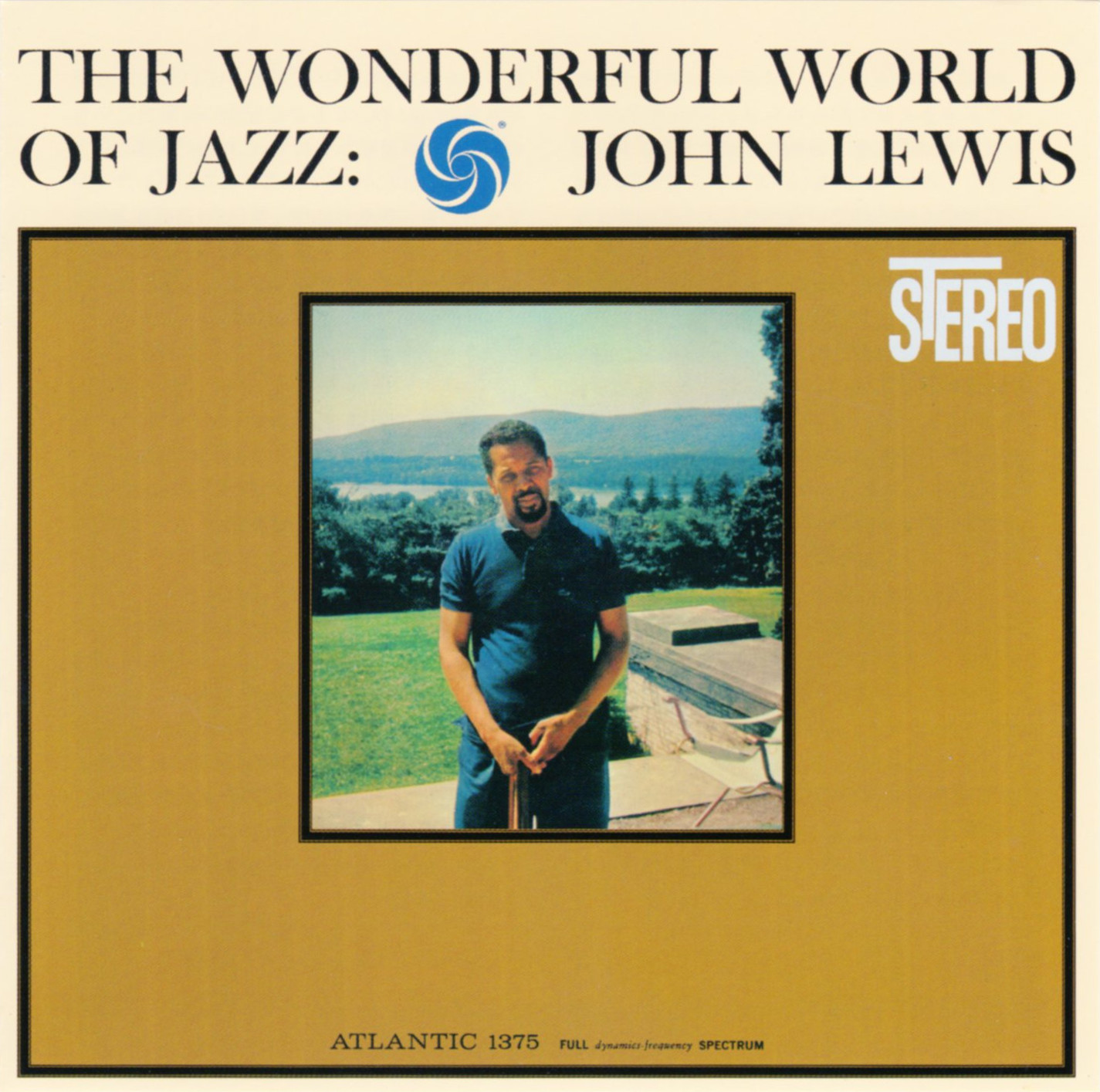 JohnLewis The Wonderful World Of Jazz