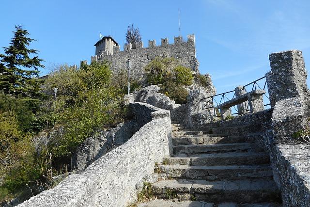 サンマリノ第1の塔