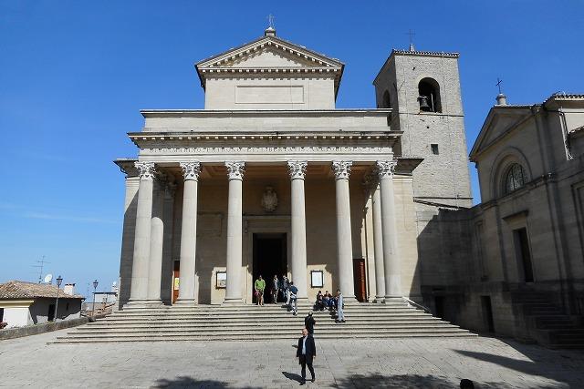 サンマリノ・聖マリノ教会