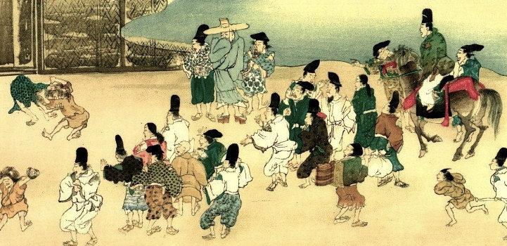 「国華」収録の多色木版刷り図版