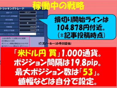 20170416トラッキングトレード検証米ドル円ロング