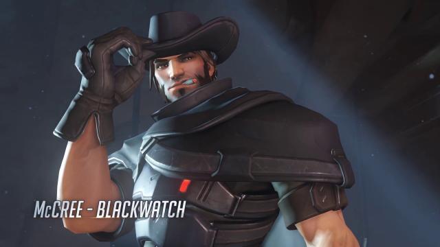 Blackwatch McCree