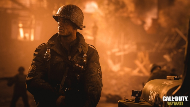 Call of Duty WWII Screen 1