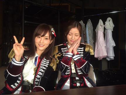 本日のAKB48SHOW!始まりのコントはなんと!【まゆゆ&さや姉】だよ!!!