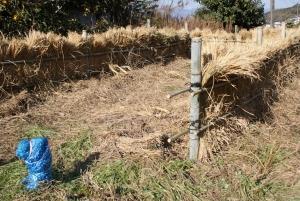 170215堆肥場一つ完成