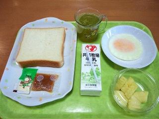 170309_4489 検査入院先の入院2日目検査日当日の朝食VGA
