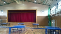 磯辺スポーツセンター体育館
