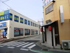 旧鴻巣駅バス乗り場跡
