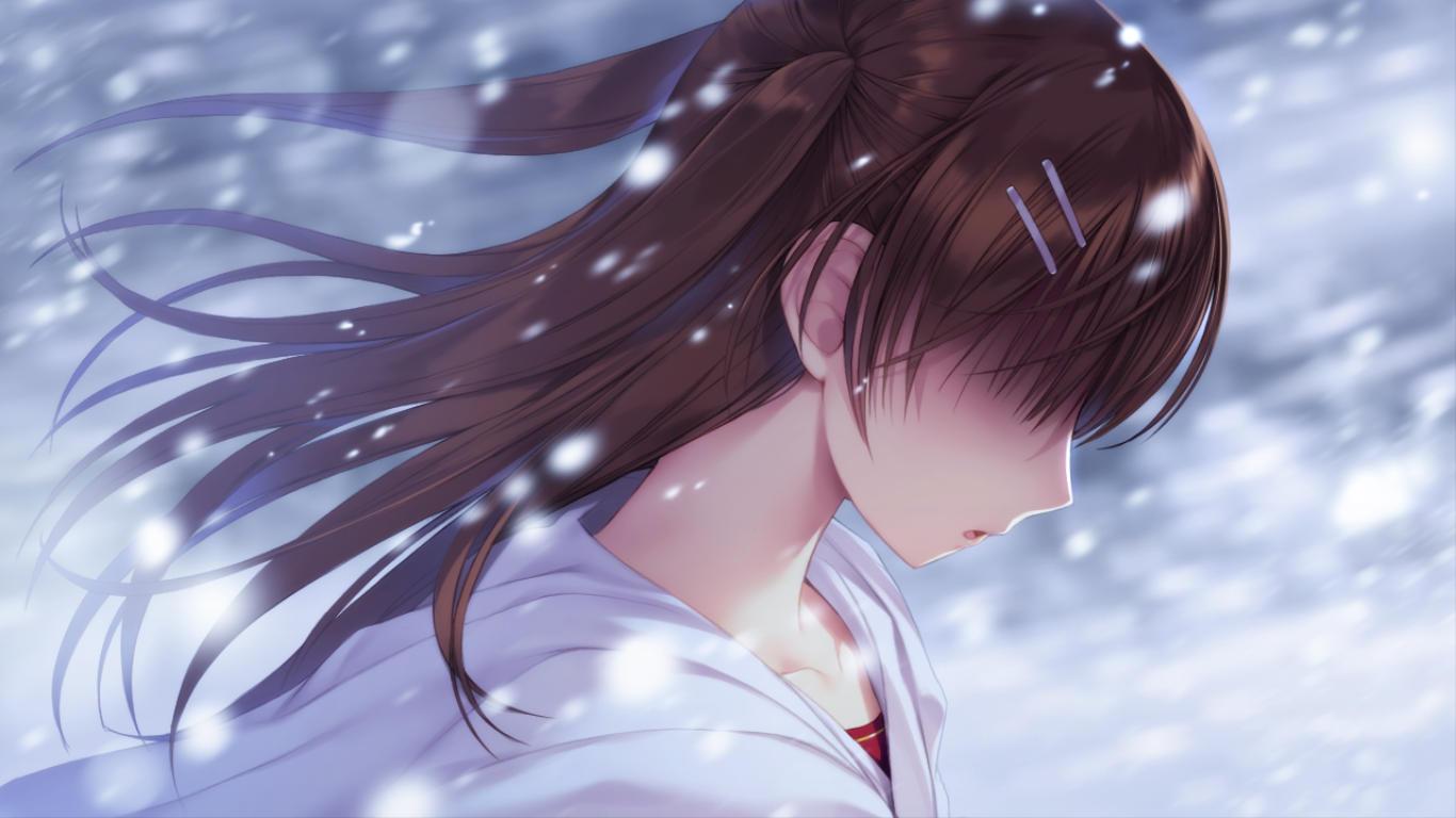 根雪の幻影 白花荘の人々 感想