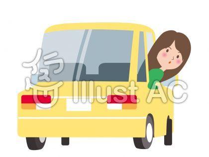 車の幅寄せ・・・♪(男と女の違い?)