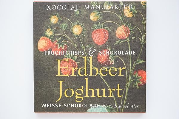 【XOCOLAT MANUFAKTUR】Erdbeer Joghurt