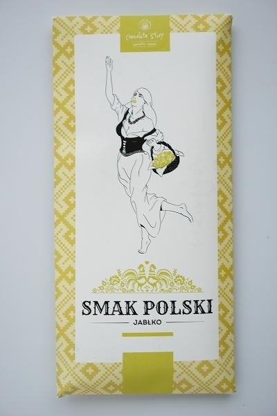 【Manufaktura Czekolady】SMAK POLSKI JABLKO