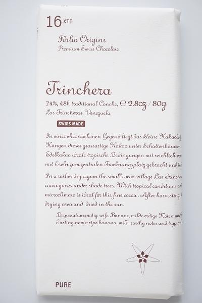 【Idiio Origins】16XTO Trinchera