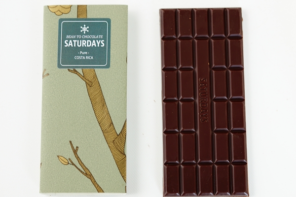【SATURDAYS CHOCOLATE】COSTA RICA