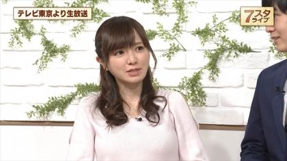 170303 7スタライブ 紺野あさ美 (3)