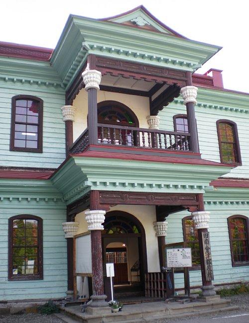旧南会津郡役所1