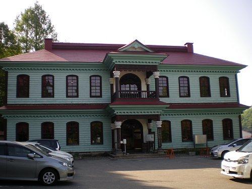 旧南会津郡役所2