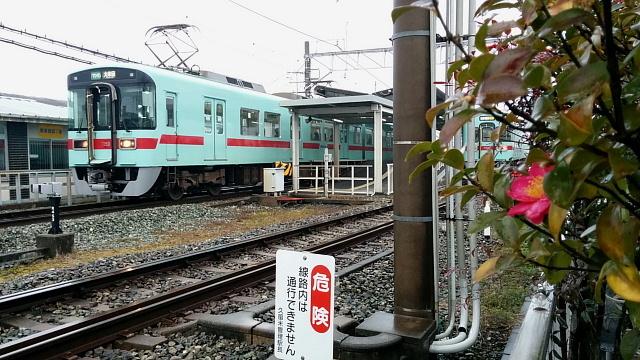 西鉄電車 安武駅