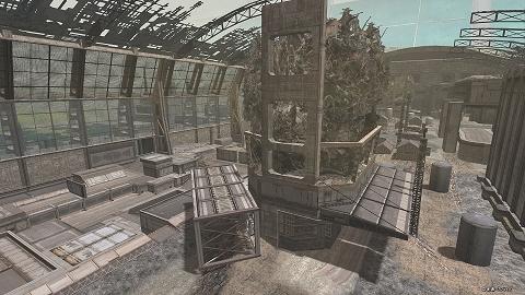 基本プレイ無料の100人同時対戦を楽しもう!『機動戦士ガンダムオンライン』 新大規模戦フィールド「シャングリラ」を実装したよ~!!