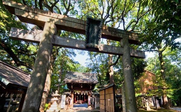 20170301 赤坂氷川神社