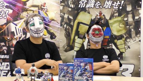 「ガンダムブレイカー3」DLC完結記念 共闘プレイ動画 其の三