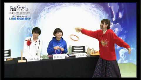 Fate/Grand Order カルデア放送局 Vol.5 1.5部 配信直前SP