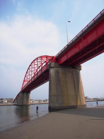 海門橋【那珂川】