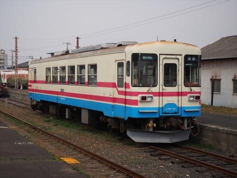 ひたちなか海浜鉄道 ミキ300形 気動車