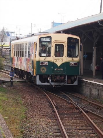 ひたちなか海浜鉄道 キハ3710形 気動車