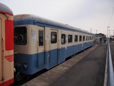 ひたちなか海浜鉄道 キハ222 気動車