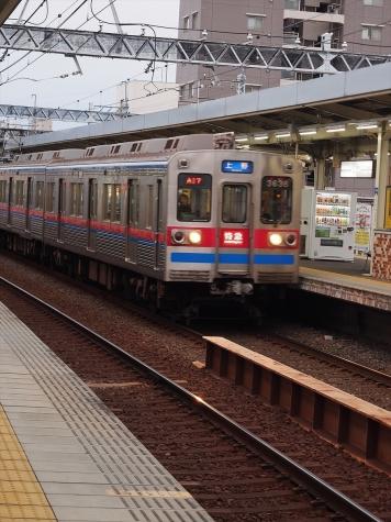 京成電鉄 3600形 電車【千住大橋駅】