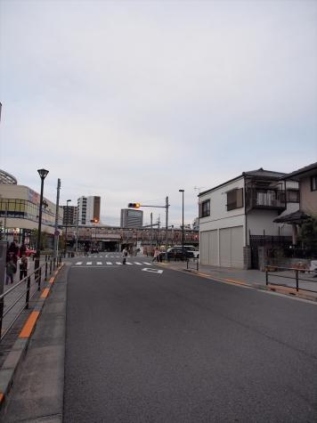 京成電鉄 千住大橋駅前
