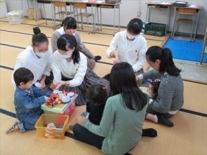 移動児童館(名城高校)02