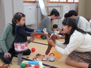 移動児童館(名城高校)04