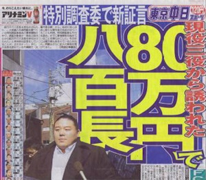 東京中日スポーツの記事