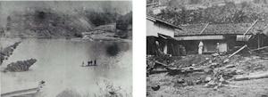 十津川大水害