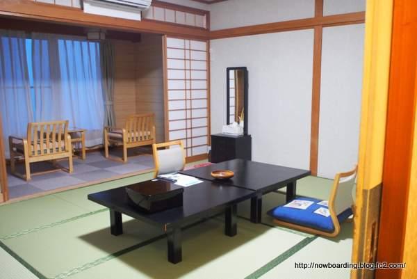 大島温泉ホテル 客室