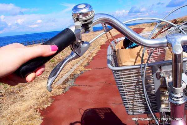 サンセットパームライン サイクリング 自転車