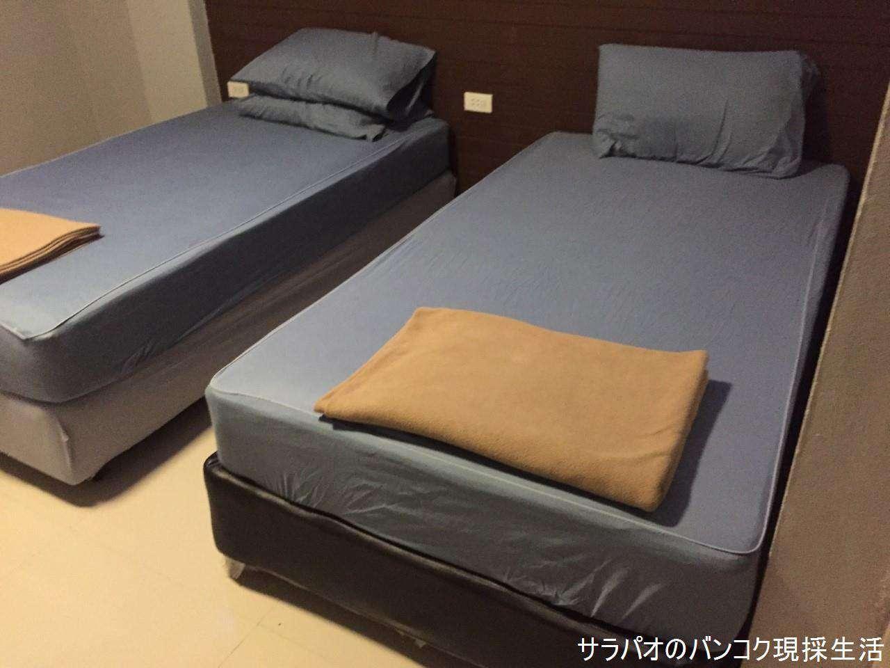 ザ・アベイルは遺跡近くで1泊600バーツのきれいなホテル in アユタヤ