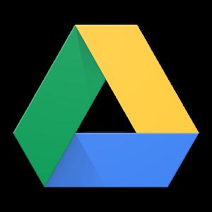 GoogleDrive アイコン