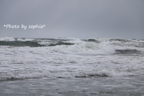冬の荒海Ⅱ