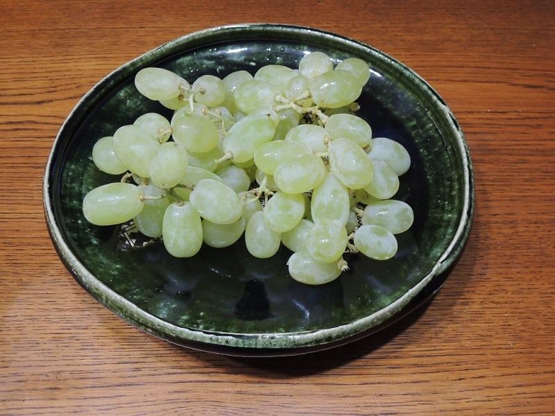 皮ごと食べれる葡萄