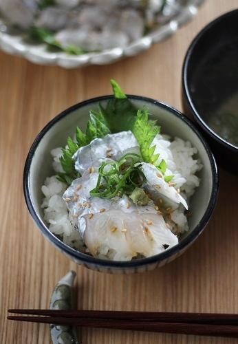 太刀魚ごはん1