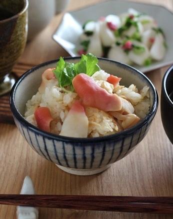 ほっき飯2
