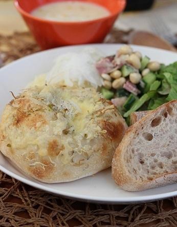 ジャコチーズランチ