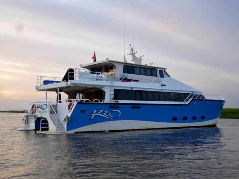 マザーボート、K2O