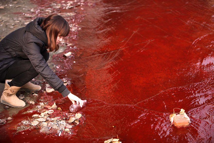 中国 排水 汚染 2