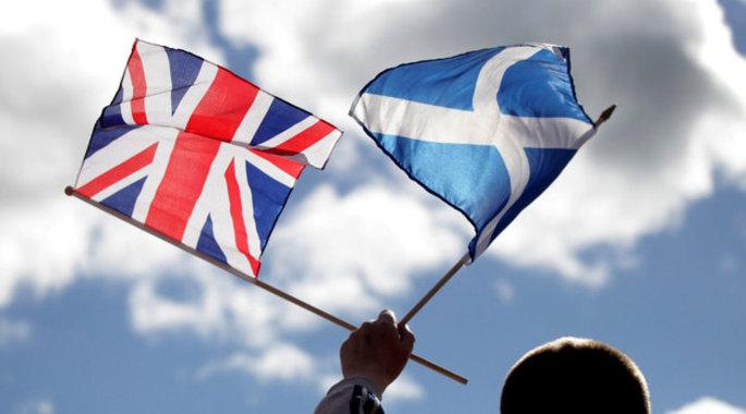 スコットランド独立運動