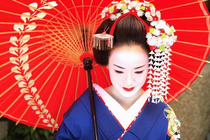 女性 日本人 着物